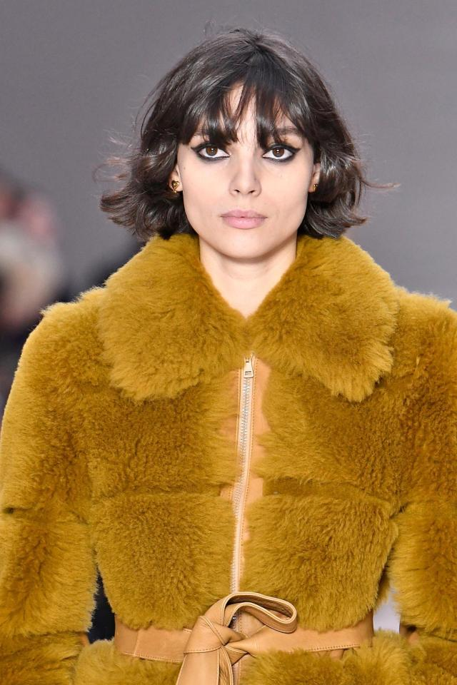 tousled short hair: get the runway look on any hair type