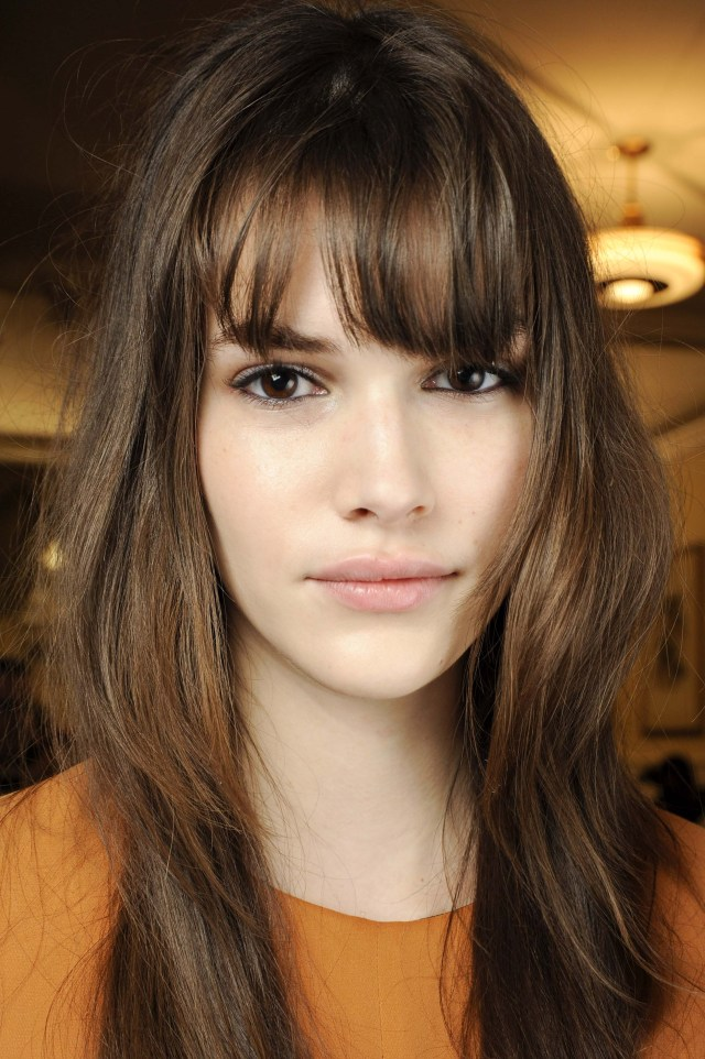 22 cool fringe hairstyles - fringe haircuts for 2019