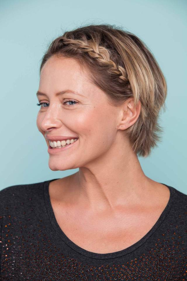 7 gym approved updos for short hair | all things hair uk