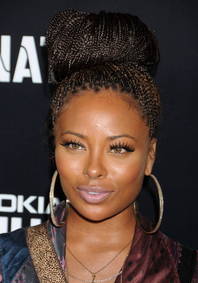 micro braids hairstyles: 7 celebrity looks you have to see