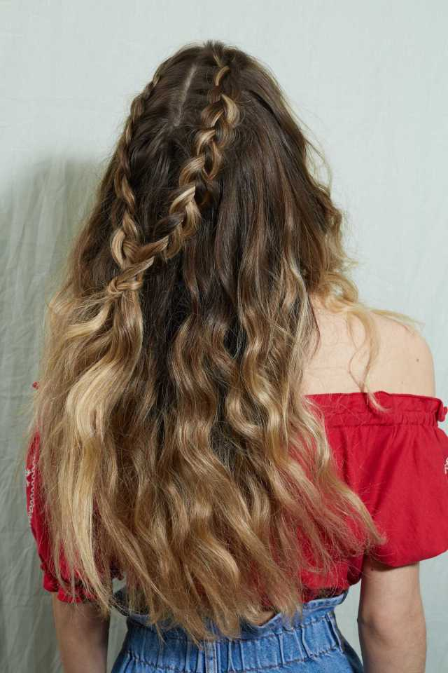 15 beach hairstyles to up your holiday hair game (2019)