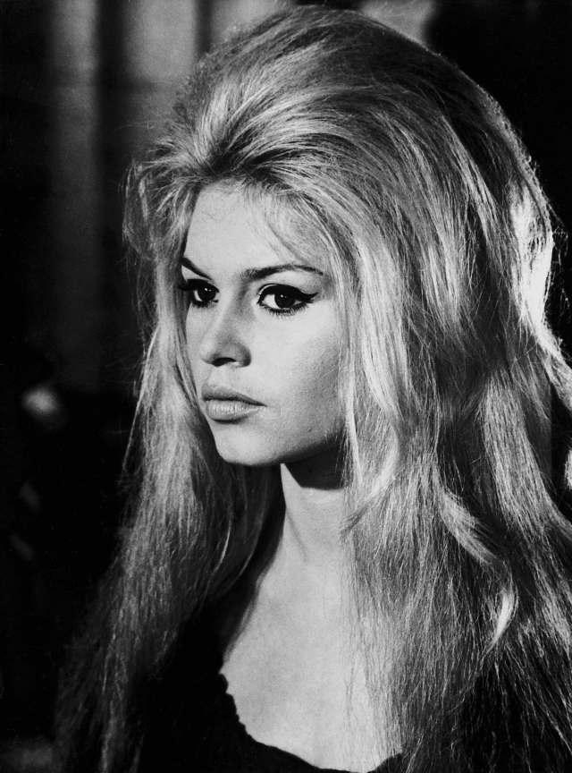 7 of the most iconic brigitte bardot hairstyles | brigitte