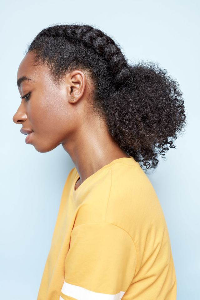 12 low manipulation hairstyles that'll make protecting your