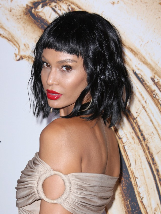 rihanna & co. have slayed these black hairstyles with bangs