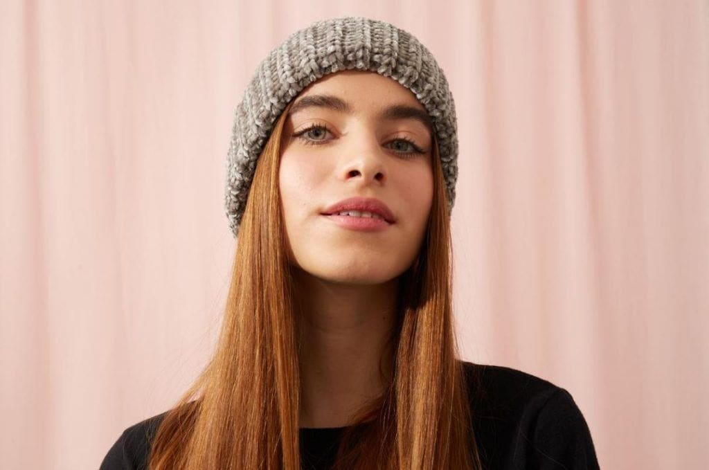 9 Winter Hairstyles That'll Look Super Cute Under a Bobble Hat