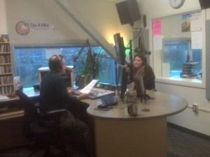 Loren Dixon and Shyanne Beatty on KNBA