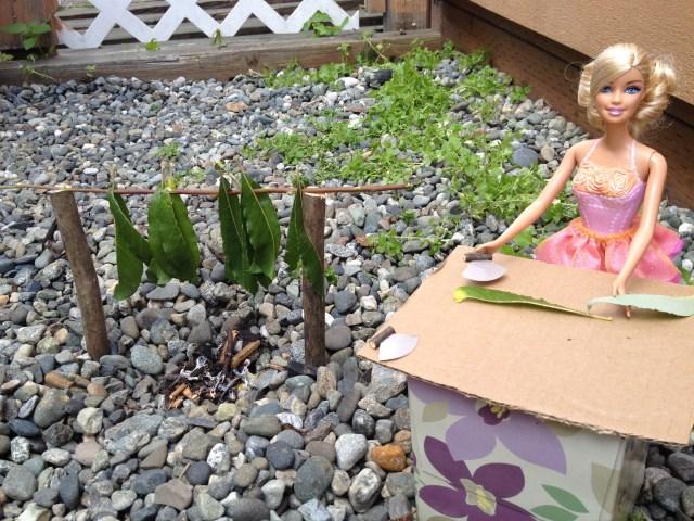 Fish Camp Barbie by Angela Gonzalez