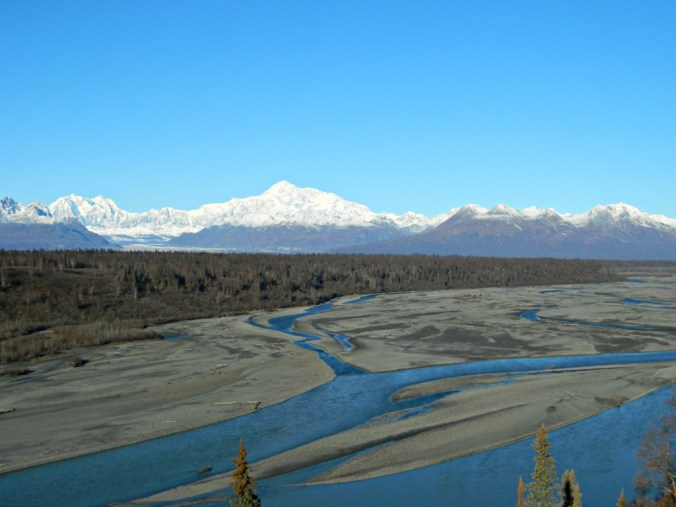 Denali View South is located at mile 135.2 of the Parks Highway. Photo by Angela Gonzalez
