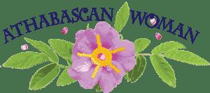 Athabascan Woman logo sm