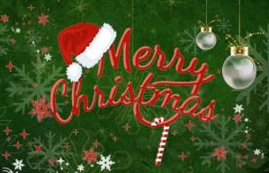 Καλά Χριστούγεννα και Χαρούμενες Γιορτές!!!