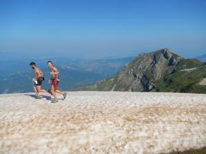 mountain running - uphill intervals1