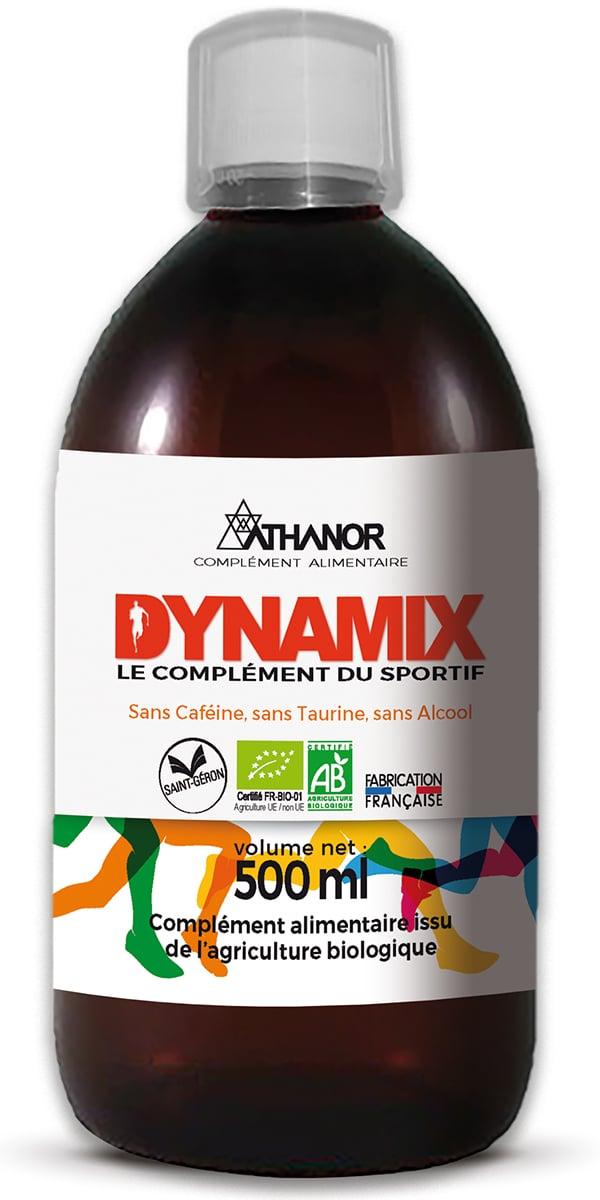 DYNAMIX boisson énergisante bio