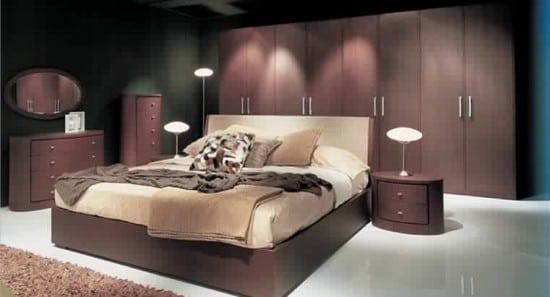 اثاث غرفة نوم الضجيج