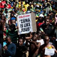 Satanic panic: God votes ANC – the rest can go to hell