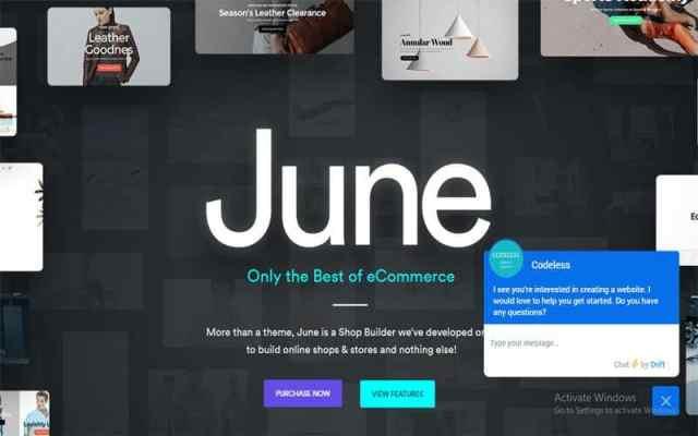 Best Selling WordPress eCommerce theme