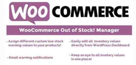 woocommerce inventory management
