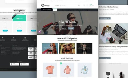 ShopStore ( PRO ) :- Minimal and Modern WooCommerce / WordPress Shop Theme