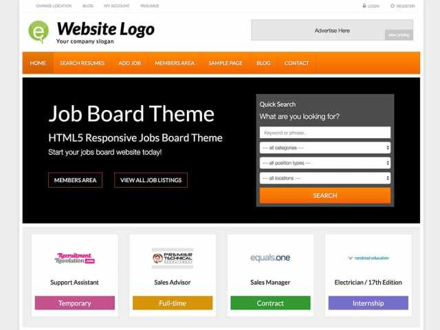 job-board-theme-for-wordpress