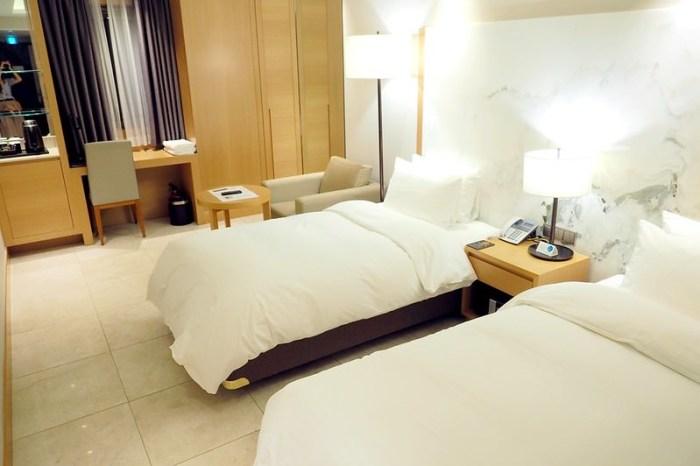 韓國釜山住宿 ▌西面站:阿班飯店Arban Hotel 交通便利 生活機能好 房間也大《加小菲專欄》