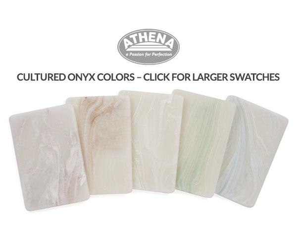 Cultured Onyx colors
