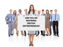 Have you proven yourself a successful British entrepreneur? Contribute a chapter to our end of year showcase