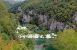 blurry plitvice - hdr