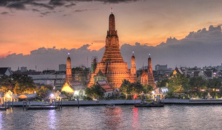 wat arun sunset 5