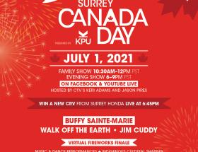 Surrey Canada Day