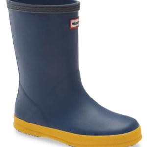 kids hunter boots