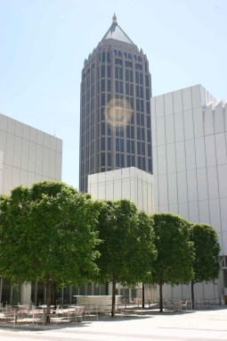 Athena® Classic Elms at the High Museum of Art