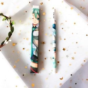 Bút gel Hatsune Miku bút bi nước