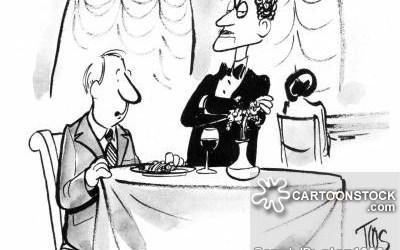 Γιατί το φαγητό στην δεξίωση γάμου δεν είναι πάντα ίδιο