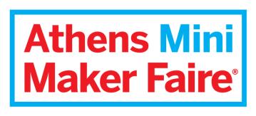 Athens Mini Maker Faire logo