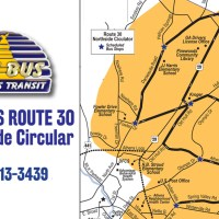 Bus service expanded to US-29!