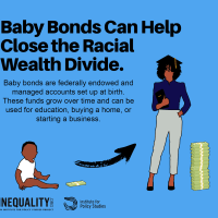 Closing the Wealth Gap One Child at a Time: An Interview with Broderick Flanigan About Baby Bonds