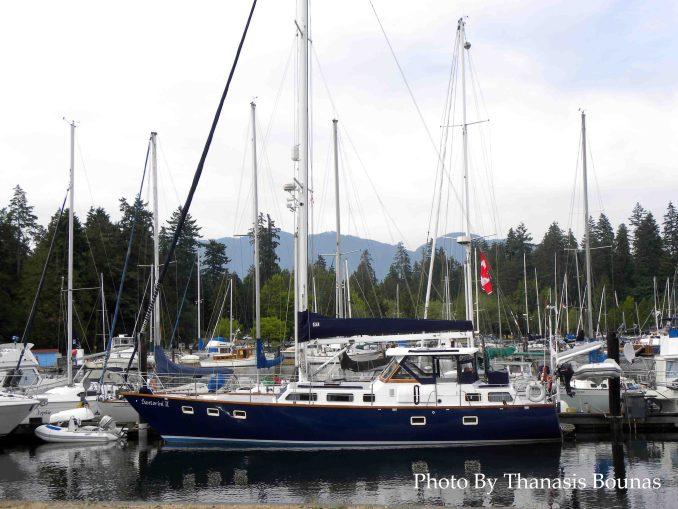 1 Stanley Park Beautiful British Columbia Photo By Thanasis Bounas