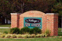 New Athens Illinois