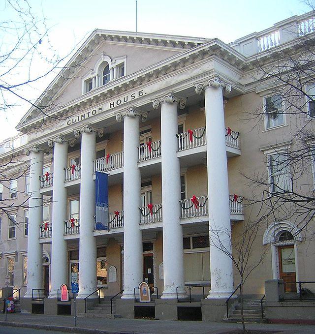 Clinton House In Ithaca NY