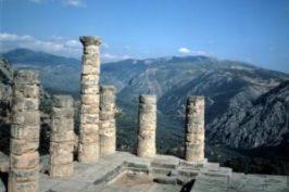 Delphi naos Apollona