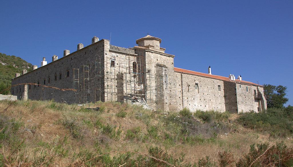 Vronda_monastery_exterior_view