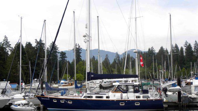 Stanley Park Beautiful British Columbia Photo By Thanasis Bounas