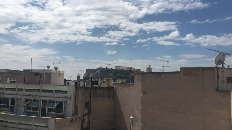 Central Athens Hotel Opportunity