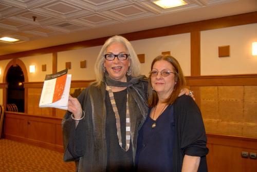 H εκπαιδεύτρια, Marcia Karp και η Υπεύθυνη του Ινστιτούτου, Νένα Βλασσά