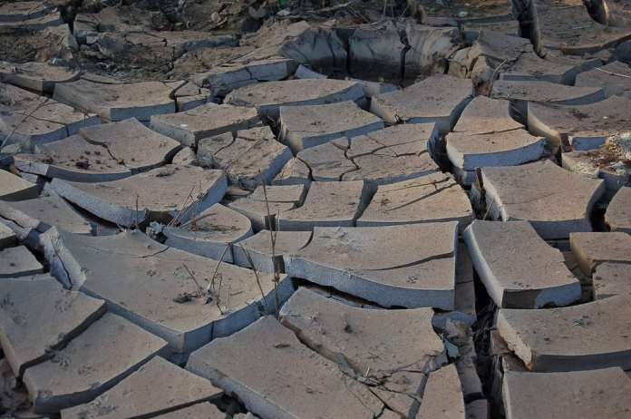 Water Scarcity and Global Drought
