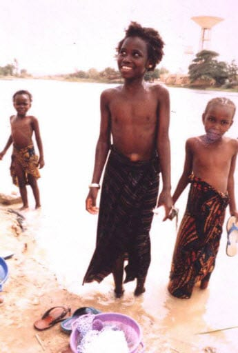 Senegal children
