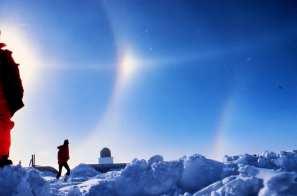 NOAA south pole station 1981