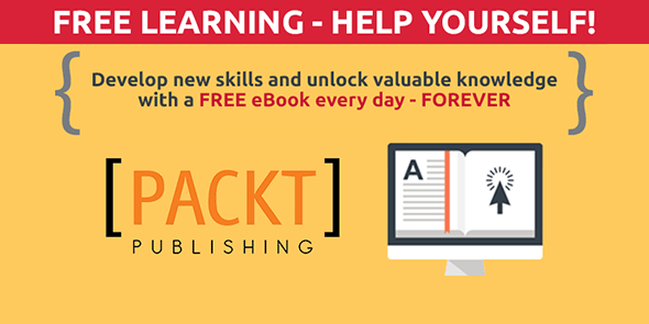 Packt Publishing Free Learning Library Picture