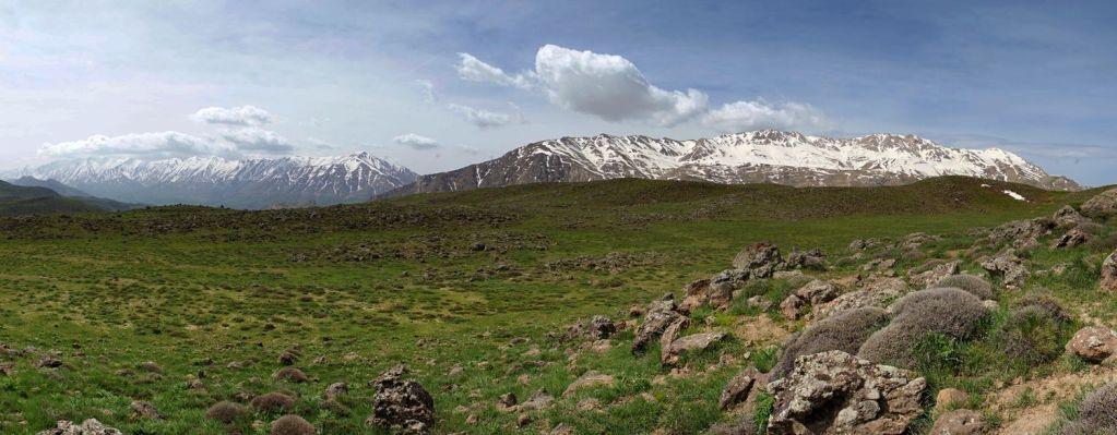 Montagne de Damavand