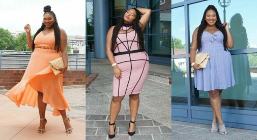 What I Wore to TCFStyle Expo