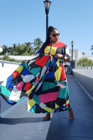 Plus Size Vacation Looks